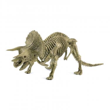 Игровой набор Geoworld Юный палеонтолог: Трицератопс и Мамонт Фото 3