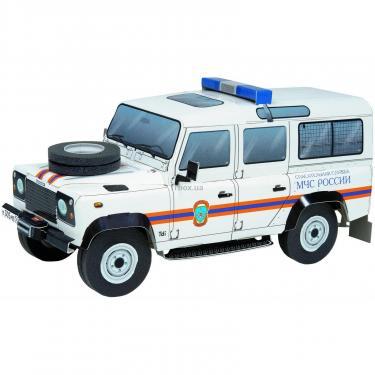 Сборная модель Умная бумага LandRover Defender 110 серии Автомобили Фото