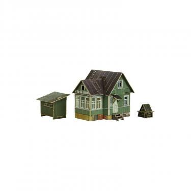 Сборная модель Умная бумага Летний домик Фото 1