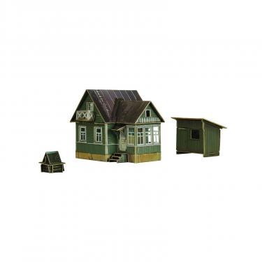 Сборная модель Умная бумага Летний домик Фото