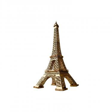 Сборная модель Умная бумага Эйфелева башня (золото) Фото