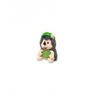 Мягкая игрушка Lava Ежик яша в кепке с ромашкой 19,5 см Фото