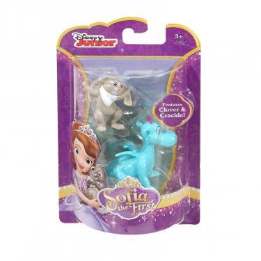 Игровой набор Mattel Disney Сказочные друзья-зверята Софии Фото