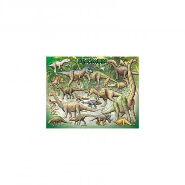 Пазл Eurographics Динозавры 100 элементов Фото 1