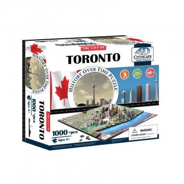 Пазл 4D Citysсape Торонто Канада Фото