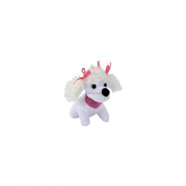 Мягкая игрушка Chi Chi Love Пудель белый Мини-модница 10 см Фото