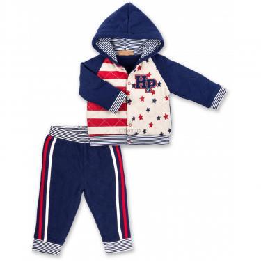 Спортивний костюм Luvena Fortuna для хлопчиків (G8136.18-24) - фото 1