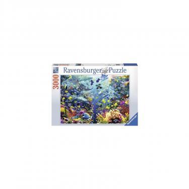 Пазл Ravensburger Райский подводный уголок 3000 элементов Фото