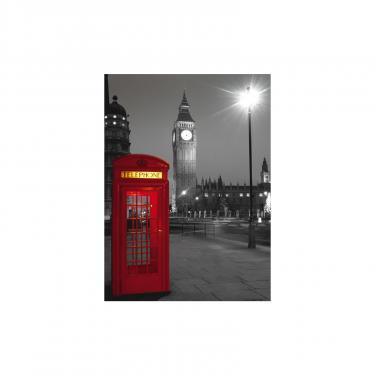 Пазл Clementoni Лондон.Телефонная будка 500 элементов Фото 1