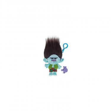 Мягкая игрушка Trolls Grumpy Branch с клипсой 22 см Фото