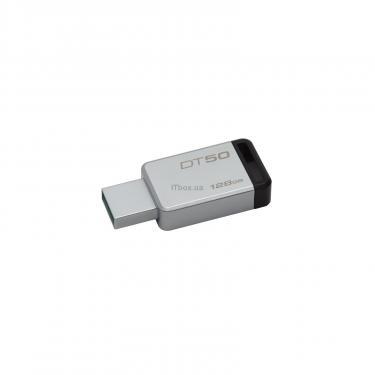 USB флеш накопитель Kingston 128GB DT50 USB 3.1 (DT50/128GB) - фото 3