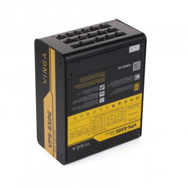 Блок живлення Vinga 650W (VPS-650G) - фото 6