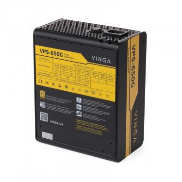 Блок живлення Vinga 650W (VPS-650G) - фото 8