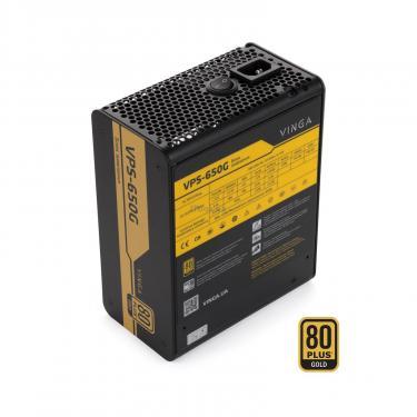 Блок живлення Vinga 650W (VPS-650G) - фото 1