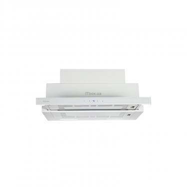 Вытяжка кухонная Perfelli TLS 6833 W LED STRIPE Фото 1