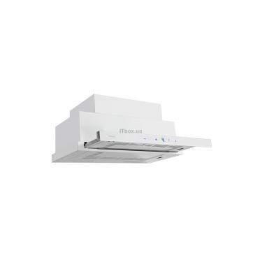 Вытяжка кухонная Perfelli TLS 6833 W LED STRIPE Фото 3