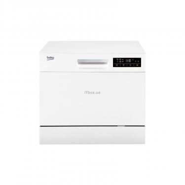 Посудомоечная машина BEKO DTC 36610 W (DTC36610W) - фото 1