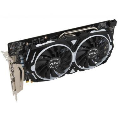 Видеокарта MSI Radeon RX 580 8192Mb ARMOR OC (RX 580 ARMOR 8G OC) - фото 4