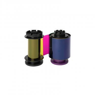 Риббон Evolis к принтерам Avansia, цветной YMCK, 500 отпечатков (RT4F010EAA) - фото 1