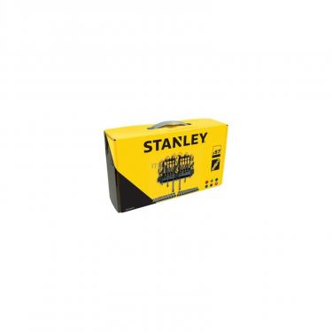Набор инструментов Stanley отверток, головок, вставок 57 шт. (STHT0-62143) - фото 3