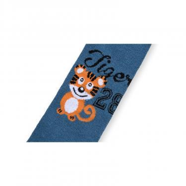 "Колготки UCS SOCKS ""Tiger"" (M0C0301-0857-7B-blue) - фото 4"