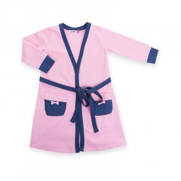 "Піжама Matilda і халат з ведмедиками ""Love"" (7445-122G-pink) - фото 2"