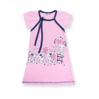 "Піжама Matilda і халат з ведмедиками ""Love"" (7445-122G-pink) - фото 3"