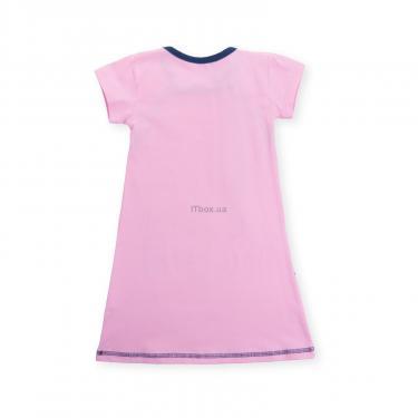 "Піжама Matilda і халат з ведмедиками ""Love"" (7445-122G-pink) - фото 5"