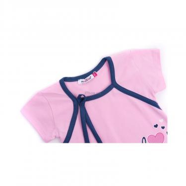 "Піжама Matilda і халат з ведмедиками ""Love"" (7445-122G-pink) - фото 6"