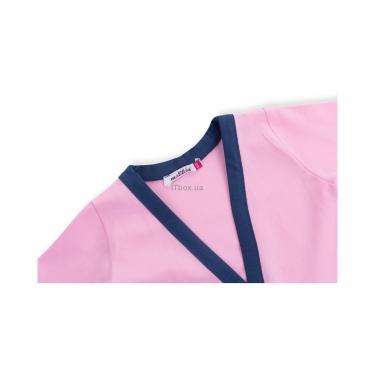 "Піжама Matilda і халат з ведмедиками ""Love"" (7445-122G-pink) - фото 7"