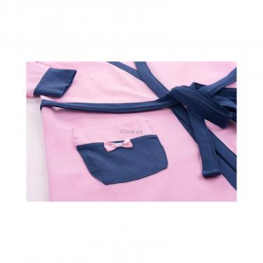 "Піжама Matilda і халат з ведмедиками ""Love"" (7445-122G-pink) - фото 9"