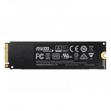 Накопитель SSD M.2 2280 500GB Samsung (MZ-V7E500BW) - фото 2