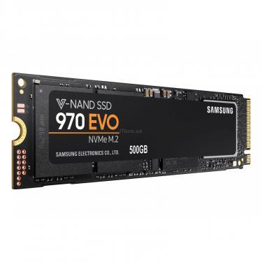 Накопитель SSD M.2 2280 500GB Samsung (MZ-V7E500BW) - фото 3