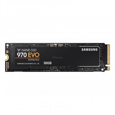 Накопитель SSD M.2 2280 500GB Samsung (MZ-V7E500BW) - фото 1