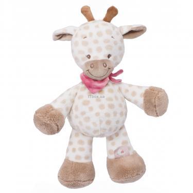 Мягкая игрушка Nattou жираф Шарлота 34см Фото