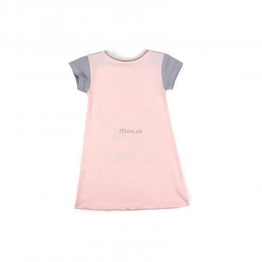 Пижама Matilda сорочка із зірочками (7992-2-104G-pink) - фото 2