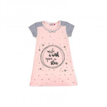 Пижама Matilda сорочка із зірочками (7992-2-104G-pink) - фото 1
