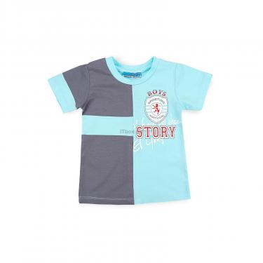 "Пижама Matilda ""TOYS STORY"" (7488-3-116B-blue) - фото 2"