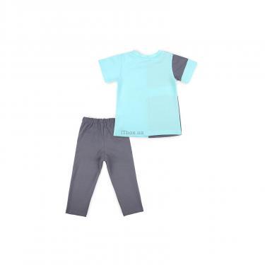 "Пижама Matilda ""TOYS STORY"" (7488-3-116B-blue) - фото 4"