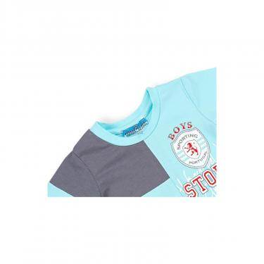 "Пижама Matilda ""TOYS STORY"" (7488-3-116B-blue) - фото 7"