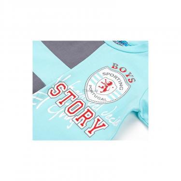 "Пижама Matilda ""TOYS STORY"" (7488-3-116B-blue) - фото 9"
