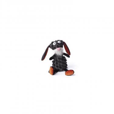 Мягкая игрушка Sigikid Beasts Кролик черный 29 см Фото