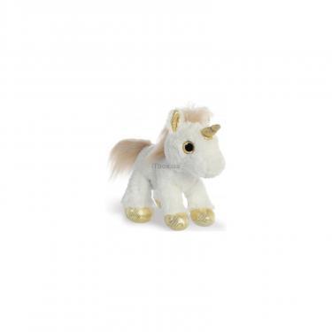 Мягкая игрушка Aurora Единорог Gold, 30 см Фото 3
