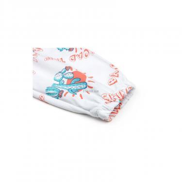 Пижама Breeze с кактусами (10020-122B-white) - фото 11