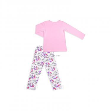 Пижама Matilda с котиками (4158-134G-pink) - фото 4