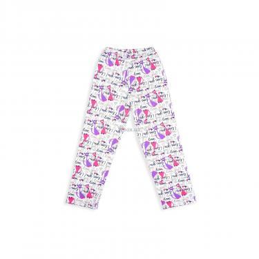 Пижама Matilda с котиками (4158-134G-pink) - фото 6