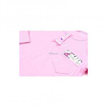 Пижама Matilda с котиками (4158-134G-pink) - фото 7