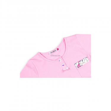 Пижама Matilda с котиками (4158-134G-pink) - фото 9