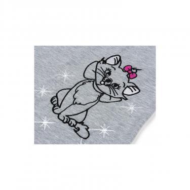 Пижама Matilda с котом (7364-164G-gray) - фото 5