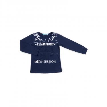 """Пижама Matilda """"CHAMPIONS"""" (9007-116B-blue) - фото 2"""